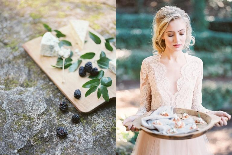 Garden Bridal Session by Denver Colorado Wedding Photographer Amanda Berube Photography