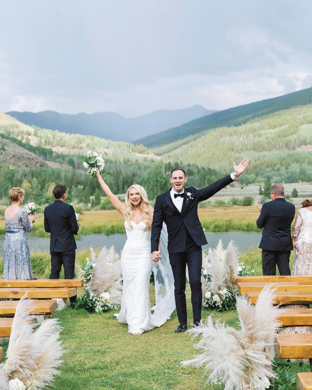 Camp Hale Wedding by Amanda Berube Photography