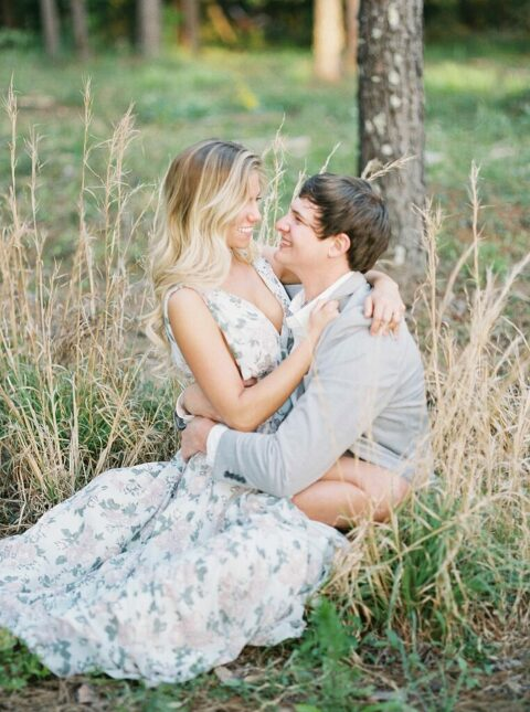 Engagement photography by Denver Colorado photographer, Amanda Berube Photography.